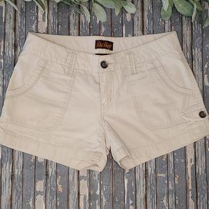 BeBop Shorts - Sz 7